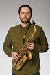 Saxophonist Steven Lugerner. (Photo: Jamie Tanaka)
