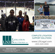 Litigation Solutions Inc. Grants Holiday Wish to Local Family Who Lost Loved One to Breast Cancer