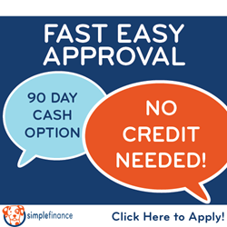 No Credit Needed Furniture Financing Program