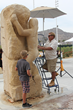David Falossi Rock Sculptor