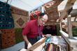 Antonio Mendoza Textile Weaver