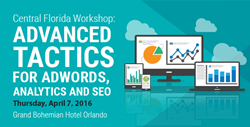 Google MoreVisibility Orlando Workshop 4/7/16