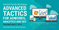 Google MoreVisibility Orlando Workshop 4/7/16