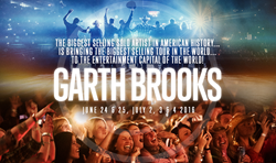 Garth Brook Vegas