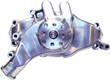 Proform High Flow Mechanical Water Pump for Big Block Chevy, Polished Finish