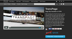 Final Cut Pro X Effects - TransPage - Pixel Film