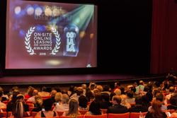 On-Site awards ceremony