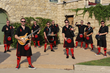 Red Hot Chilli Pipers; BagRock; Bagpipes;