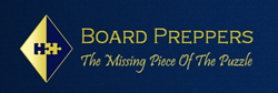Board Preppers logo