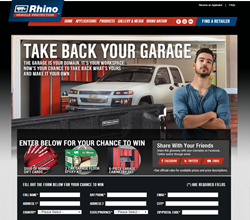 Rhino Linings Sweepstakes