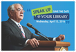 """Patron Stories Focal Point of Westchester Library System's Fifth Annual """"Celebrating Libraries"""" Breakfast"""
