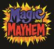 """""""Magic And Mayhem Comedy Magic Show"""" Debuts On Friday, April 8 At Fat Fish Blue At The Orlando Improv"""