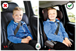 One Third of 8 to 11 Year Olds Not Using the Mandatory Booster Seat