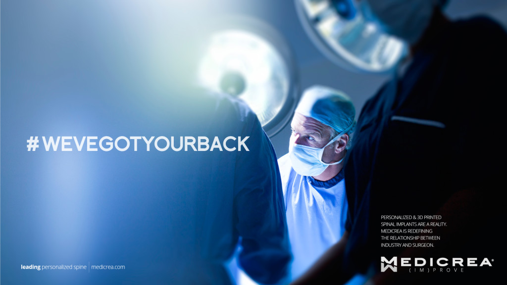 Medicrea® Celebrates 500 UNiD Surgeries and Launches Real-Time Support for  Patient-Specific Spine Surgery