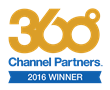 CRI Honored with 2016 Channel Partners 360⁰ Award