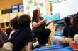 Camden Teacher Performing a Read Aloud