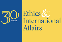"""Ethics & International Affairs"" Journal Celebrates its 30th Anniversary"