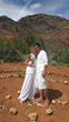 Anahata Ananda of Shamangelic Healing Center Offering Personalized Spring Relationship Rejuvenation Getaway for Couples in Sedona, AZ June-April 2016