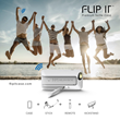 FLIP IT: the Game-Changing 4-in-1 Gadget for All Your Selfie Needs