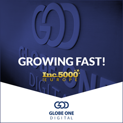 Globe One Digital Inc 5000 Europe