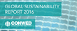 Conwed releases its new Global Sustainability Report 2016