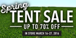 PFI Western Store is Celebrating their 41st Annual Spring Tent Sale