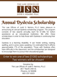 Phoenix Law Firm Announces Dyslexia Scholarships