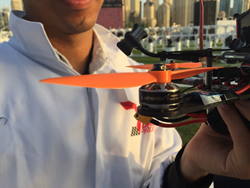 15-Year Old Wins $250,000 in Mere Minutes at Dubai World Drone Prix