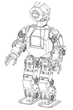 Effective Agile Development Announces the Use of the Interbotics HR-OS1 Humanoid Research Robot from Trossen Robotics in Effective Scrum Developer Training