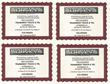 Transwest RV Certificates