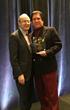 Dr. James Q. Del Rosso, Lakes Dermatology, Las Vegas Wins Prestigious Award (far left)