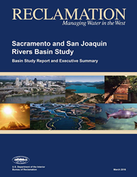 Sacramento - San Joaquin River Basin Study Cover