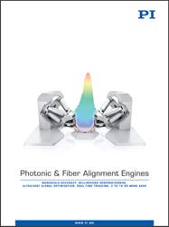 PI's New Photonic & Fiber Alignment Engines catalog
