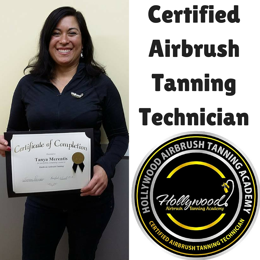 Retired NYC Police Detective Opens Her Spray Tanning Business After ...