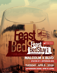Feast BedStuy | April 5, 6-10pm