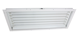 Rear Access Lay-In Panel Fluorescent Light Fixture