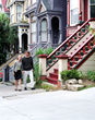 San Francisco Views, Parks and Victorians beyond the Painted Ladies