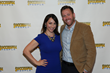 "Writers/stars of ""Successful People"" Theresa Ryan and Artie O'Daly at the web series's premiere"