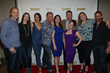 "Cast of ""Successful People"" on the red carpet of the show's premiere screening"
