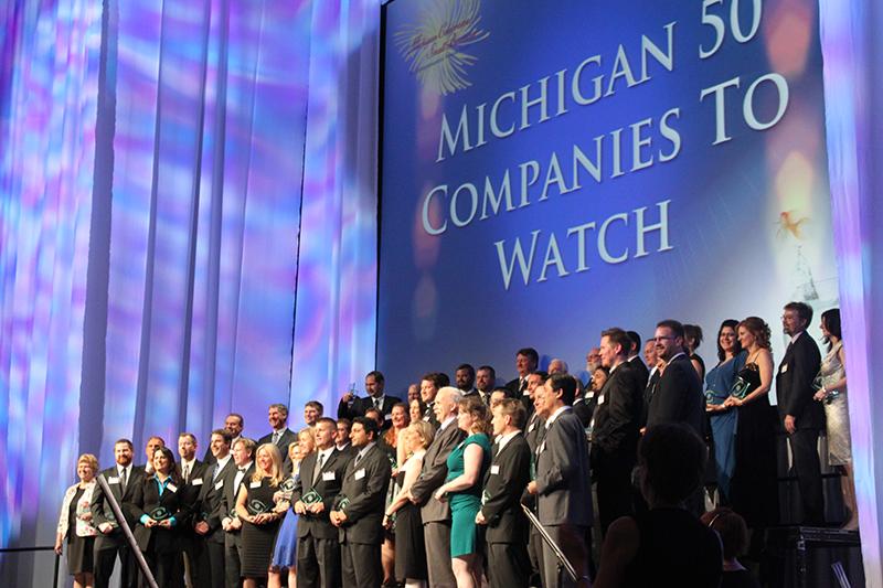 Michigan's Twelfth Annual Small Business Awards Program