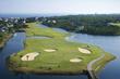 Golf course in Wilmington, North Carolina