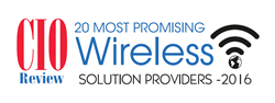 Dialogic Recognized Among 20 Most Promising Wireless Solution Providers 2016