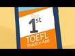 TOEFL prep app