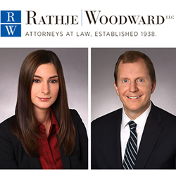 Emily A. Shupe and Timothy D. Elliott of Rathje & Woodward, LLC
