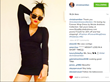 Christina Milian Now Wears a Dress from Nicole Andrews Collection