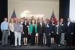 2016 Globe Winners with Georgia Governor Nathan Deal, First Lady Sandra Deal, GDEcD Deputy Commissioner of International Trade Mary Waters and GDEcD Commissioner Chris Carr.