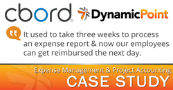 Expense Management & Project Accounting Case Study for Dynamics GP