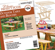 Woodcraft Plans Offer Tips and Instruction for Building Outdoor Furniture