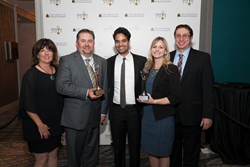 American Business Award winners in 2015.