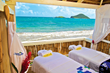 All-Inclusive Coconut Bay Beach Resort & Spa offers Two Worlds In One -- the adults-only Harmony and family-friendly Splash -- in a mile-long oceanfront setting along Saint Lucia's exotic south coast, www.cbayresort.com.